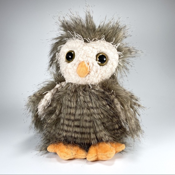 Ollie The Owl by Bunnies By The Bay